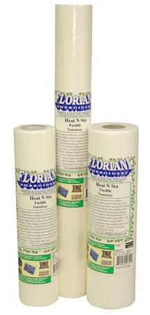 Floriani Heat N Sta® Tearaway Stabilizer