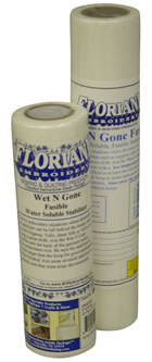 Floriani Wet N Gone Fusible