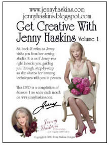 Get Creative With Jenny Haskins DVD