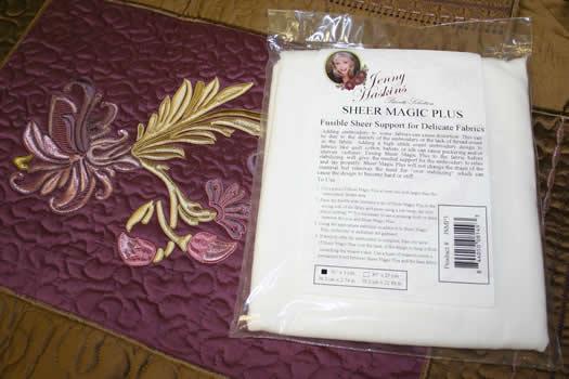 Jenny Haskins Sheer Magic Plus