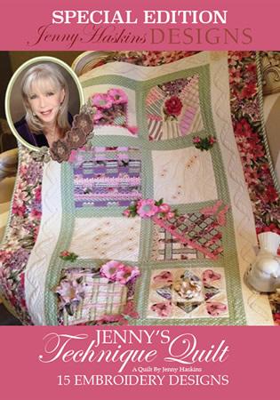 Jennys Technique Quilt Special Edition