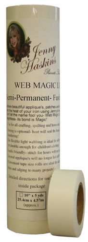 Jenny Haskins Web Magic Lite