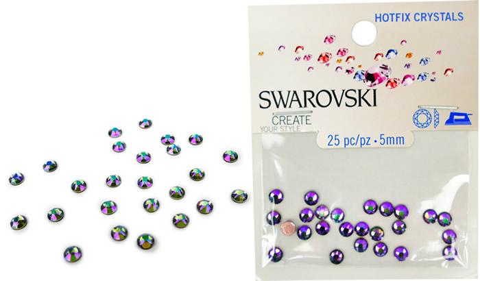 Swarovski Hotfix Crystals – Crystal Padparadscha