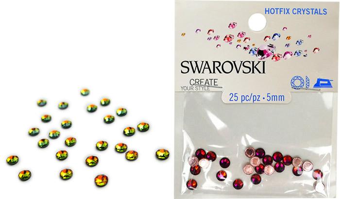 Swarovski Hotfix Crystals – Crystal Volcano