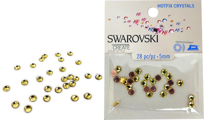 Swarovski Hotfix Crystals – Jonquil