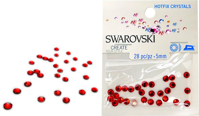 Swarovski Hotfix Crystals – Light Siam