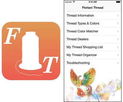 floriani thread app